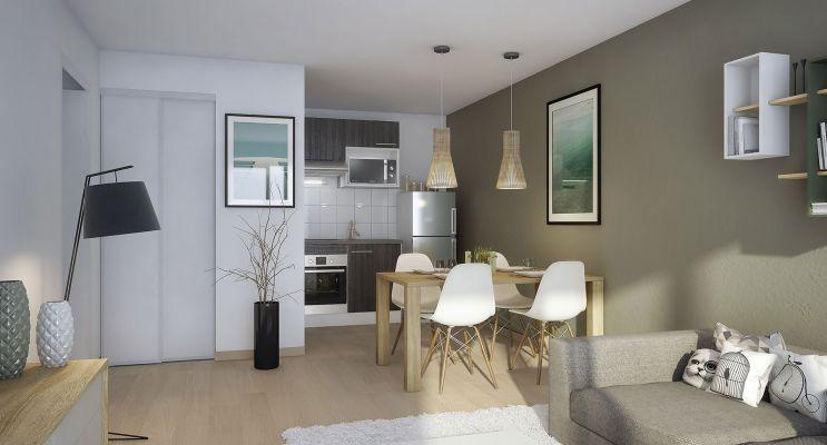 Résidence « Cobalt » programme immobilier neuf en Loi Pinel à Déville-lès-Rouen n°2