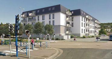 Déville-lès-Rouen programme immobilier neuf « L'Etoffe du Cailly »