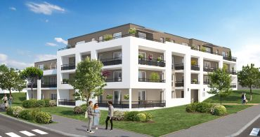Grand-Couronne programme immobilier neuf « Jardins Romane » en Loi Pinel