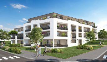 Grand-Couronne : programme immobilier neuf « Jardins Romane » en Loi Pinel