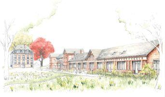 Photo du Résidence « Le Clos des Essarts » programme immobilier à rénover en Loi Pinel ancien à Grand-Couronne