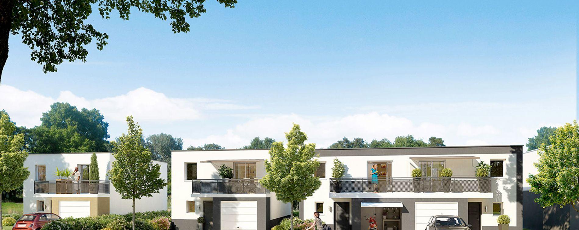Résidence Villa Romane à Grand-Couronne