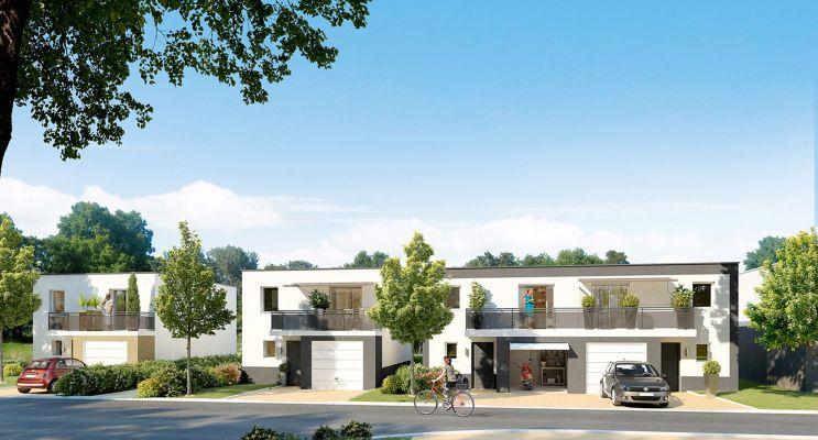 Photo du Résidence « Villa Romane » programme immobilier neuf en Loi Pinel à Grand-Couronne