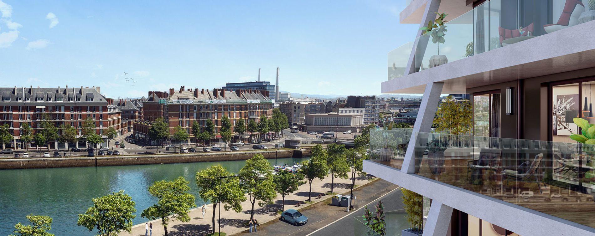 Résidence Alta au Havre