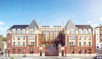 Programme immobilier rénové au Havre (76620)