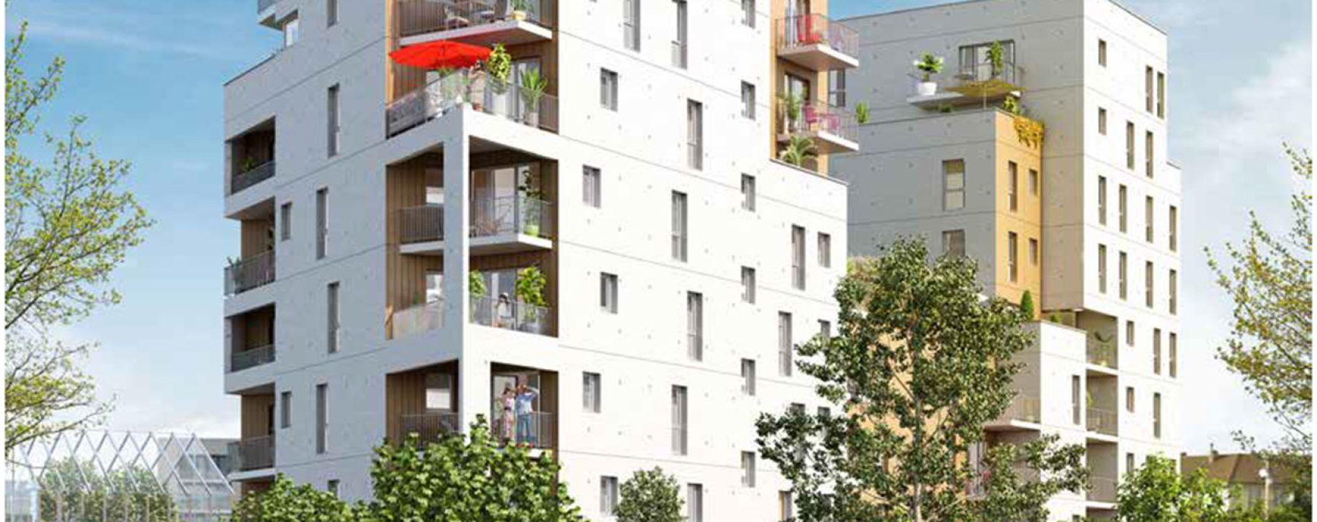 Le Havre : programme immobilier neuve « Crescendo » en Loi Pinel (2)
