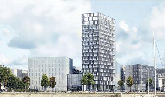 Photo du Résidence « Destination 360 » programme immobilier neuf à Le Havre