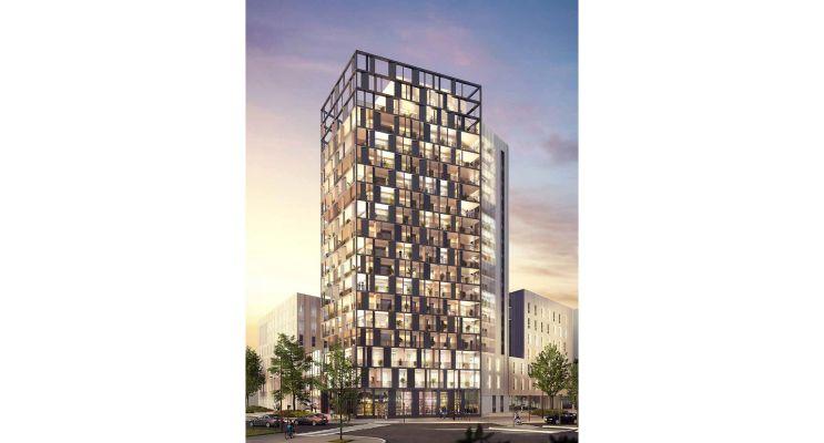 Photo du Résidence « Horizon 360 » programme immobilier neuf en Loi Pinel à Le Havre