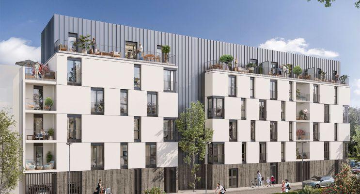 Photo du Résidence « Le Bélem » programme immobilier neuf en Loi Pinel à Le Havre