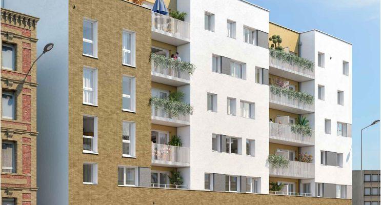 Le Havre programme immobilier neuf « Le Cap