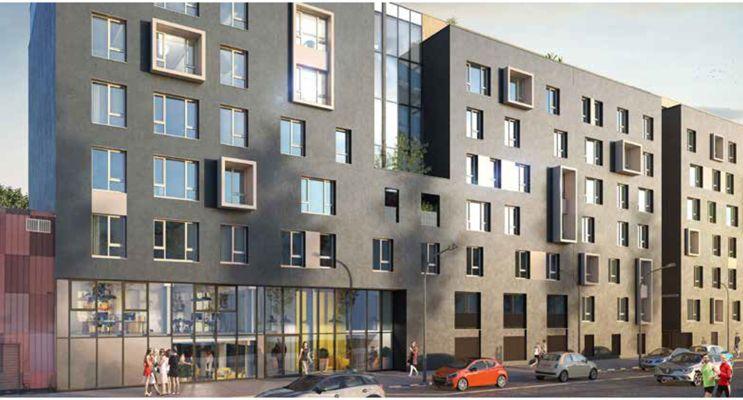 Photo du Résidence « Le Havre Student » programme immobilier neuf à Le Havre