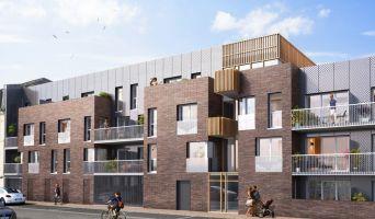 Photo du Résidence « Les Jardins des Docks » programme immobilier neuf en Loi Pinel à Le Havre
