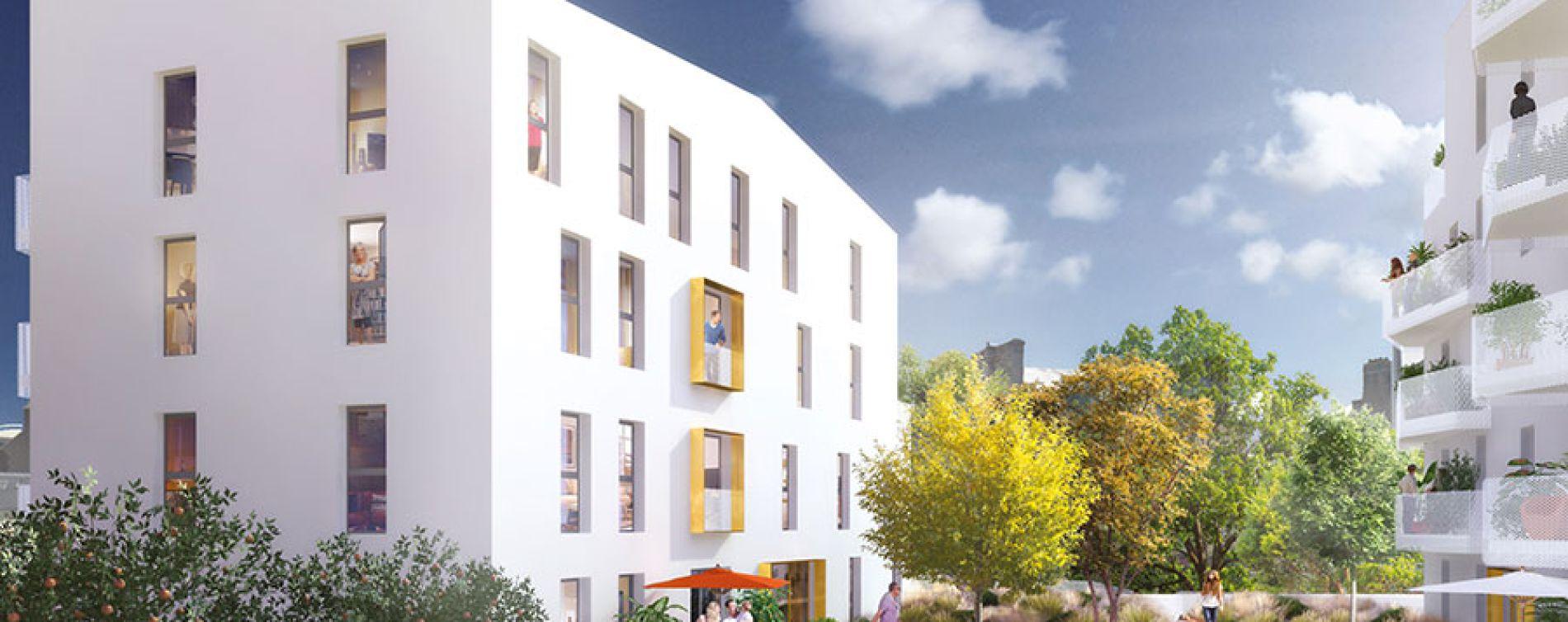 Résidence Les Jardins d'Ostara au Havre