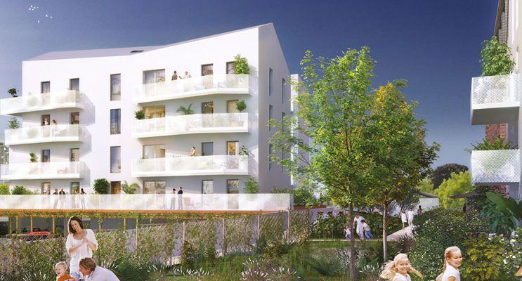 Photo n°2 du Résidence neuf « Les Jardins D'Ostara »