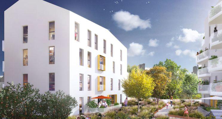 Photo n°3 du Résidence neuf « Les Jardins D'Ostara »