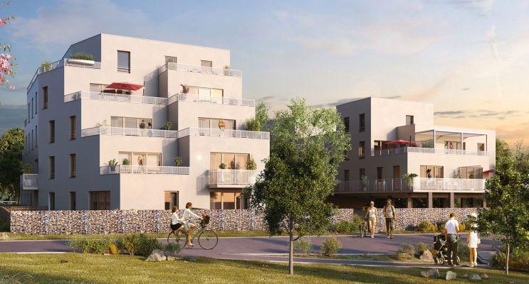 Photo du Résidence « Les Terrasses Calypso » programme immobilier neuf en Loi Pinel à Le Havre