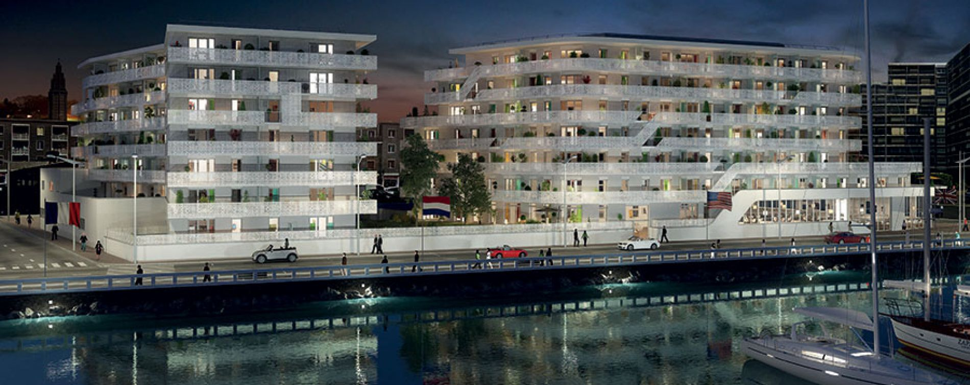 Résidence White Pearl au Havre