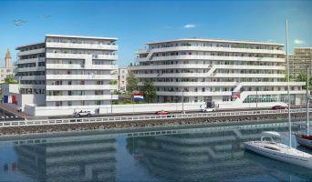 Photo du Résidence « White Pearl » programme immobilier neuf en Loi Pinel à Le Havre
