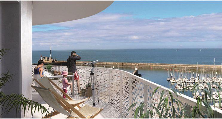 Résidence « White Pearl » programme immobilier neuf en Loi Pinel à Le Havre n°3