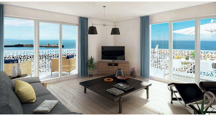 Résidence « White Pearl » programme immobilier neuf en Loi Pinel à Le Havre n°4