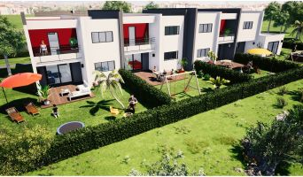 Le Mesnil-Esnard : programme immobilier neuf « Les Villas du Mesnil-Esnard »