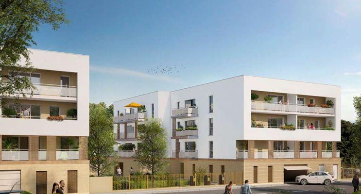 Photo du Résidence « Bel-Ami » programme immobilier neuf en Loi Pinel à Le Petit-Quevilly