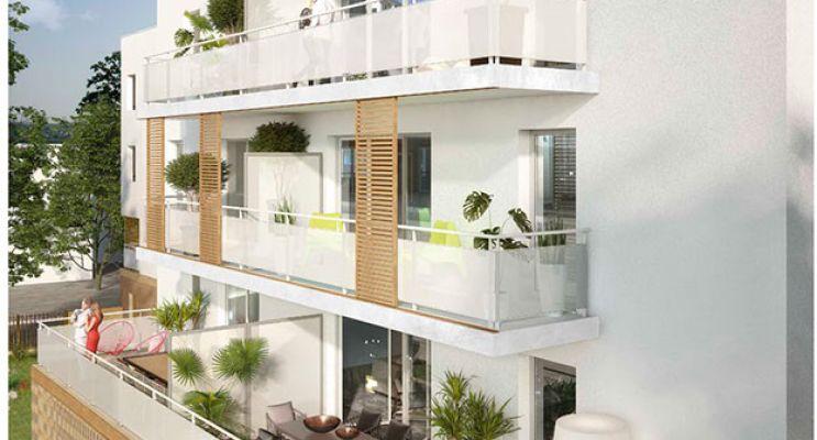 Résidence « Bel-Ami » programme immobilier neuf en Loi Pinel à Le Petit-Quevilly n°2