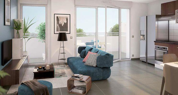 Résidence « Bel-Ami » programme immobilier neuf en Loi Pinel à Le Petit-Quevilly n°3