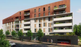 Photo n°2 du Résidence « Botanii » programme immobilier neuf en Loi Pinel à Le Petit-Quevilly