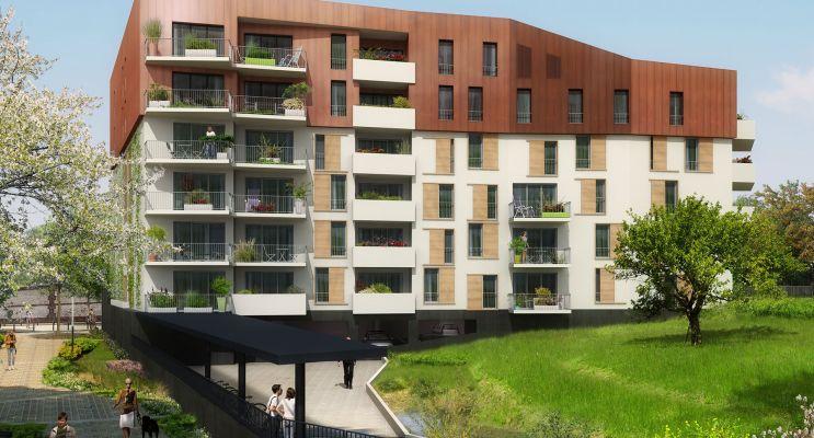 Résidence « Botanii » programme immobilier neuf en Loi Pinel à Le Petit-Quevilly n°3
