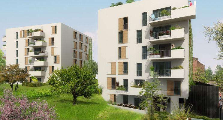 Résidence « Botanii » programme immobilier neuf en Loi Pinel à Le Petit-Quevilly n°4