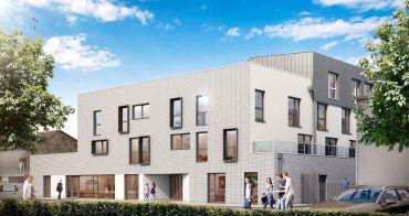 Résidence « Le Hub » (réf. 216005)au Petit Quevilly, quartier Centre réf. n°216005