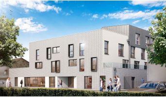 Photo du Résidence « Le Hub » programme immobilier neuf à Le Petit-Quevilly