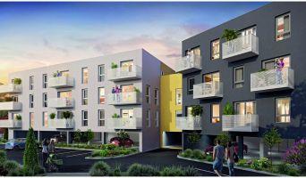 Le Petit-Quevilly : programme immobilier neuf « Le Village de Diane » en Loi Pinel