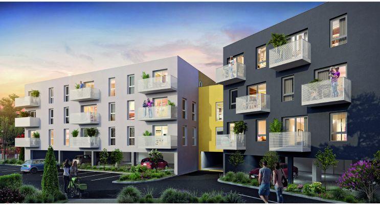 Le Petit-Quevilly programme immobilier neuf « Le Village de Diane