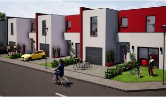 Le Petit-Quevilly programme immobilier neuf « Les Villas Flaubert »