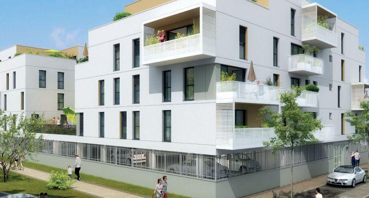 Photo du Résidence « L'Initial » programme immobilier neuf en Loi Pinel à Le Petit-Quevilly