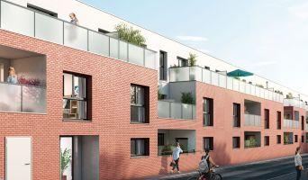 Le Petit-Quevilly : programme immobilier neuf « Nouvel Angle » en Loi Pinel