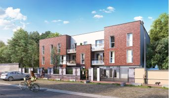 Photo du Résidence « Villa Amarante » programme immobilier neuf en Loi Pinel à Le Petit-Quevilly