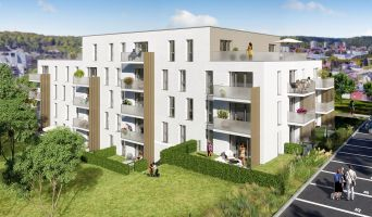 Photo du Résidence « Mirelii » programme immobilier neuf en Loi Pinel à Maromme