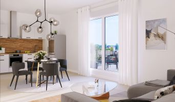 Résidence « Mirelii » programme immobilier neuf en Loi Pinel à Maromme n°3