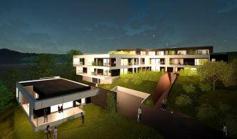 Mont-Saint-Aignan programme immobilier neuve « Le Parc Bellevue » en Loi Pinel  (3)