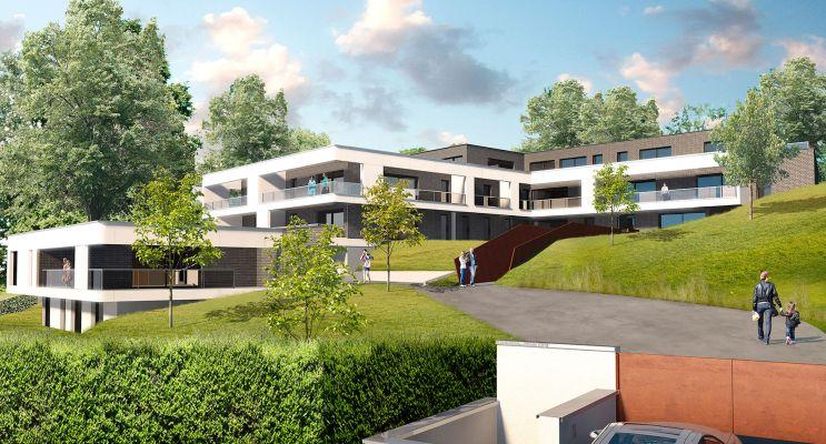 Photo du Résidence « Le Parc Bellevue » programme immobilier neuf en Loi Pinel à Mont-Saint-Aignan