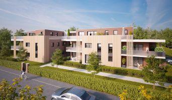 Résidence « Les Terrasses Du Golf » programme immobilier neuf en Loi Pinel à Mont-Saint-Aignan n°1