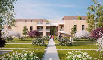 Résidence « Les Terrasses Du Golf » programme immobilier neuf en Loi Pinel à Mont-Saint-Aignan n°2