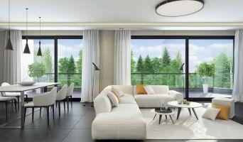 Résidence « Les Terrasses Du Golf » programme immobilier neuf en Loi Pinel à Mont-Saint-Aignan n°3