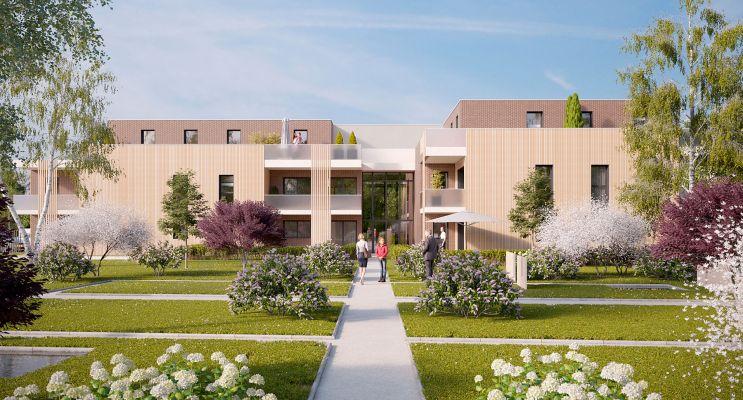 Photo n°2 du Résidence « Les Terrasses Du Golf » programme immobilier neuf en Loi Pinel à Mont-Saint-Aignan