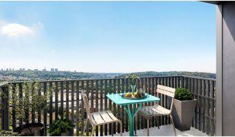 Résidence « Monastii » programme immobilier neuf en Loi Pinel à Montivilliers n°1