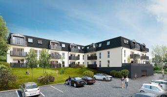 Résidence « Monastii » programme immobilier neuf en Loi Pinel à Montivilliers n°2