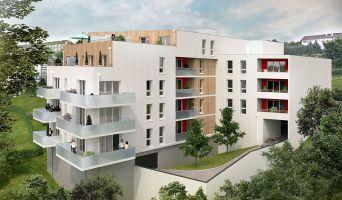 Résidence « Le Bellevue » programme immobilier neuf en Loi Pinel à Notre-Dame-de-Bondeville n°1